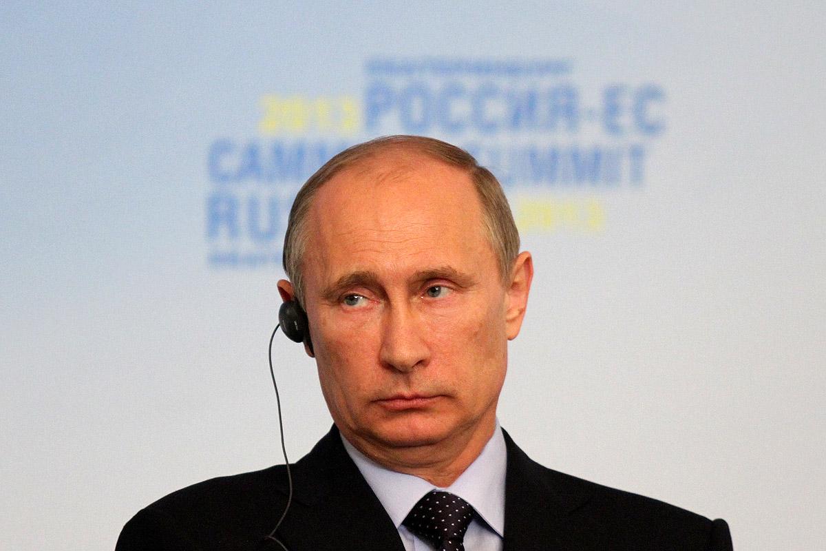 Путин и Меркель договорились о приезде наблюдателей ОБСЕ на Украину