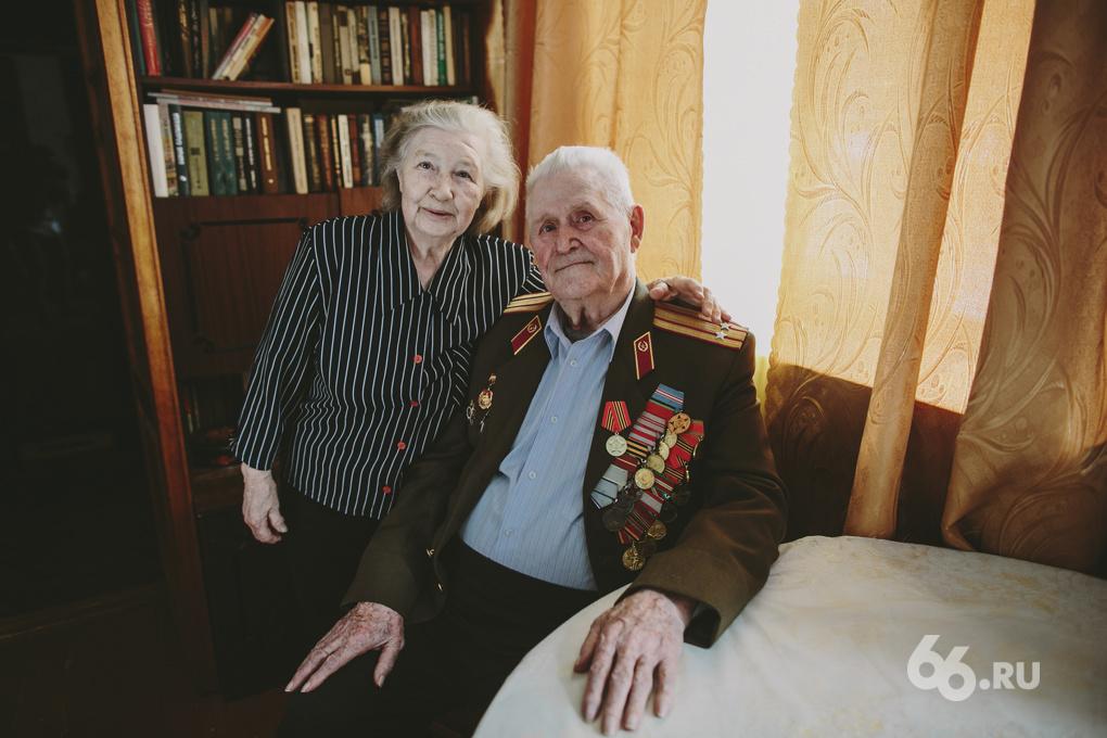 Живые легенды: Андрей Дмитриевич. Публикуем истории ветеранов
