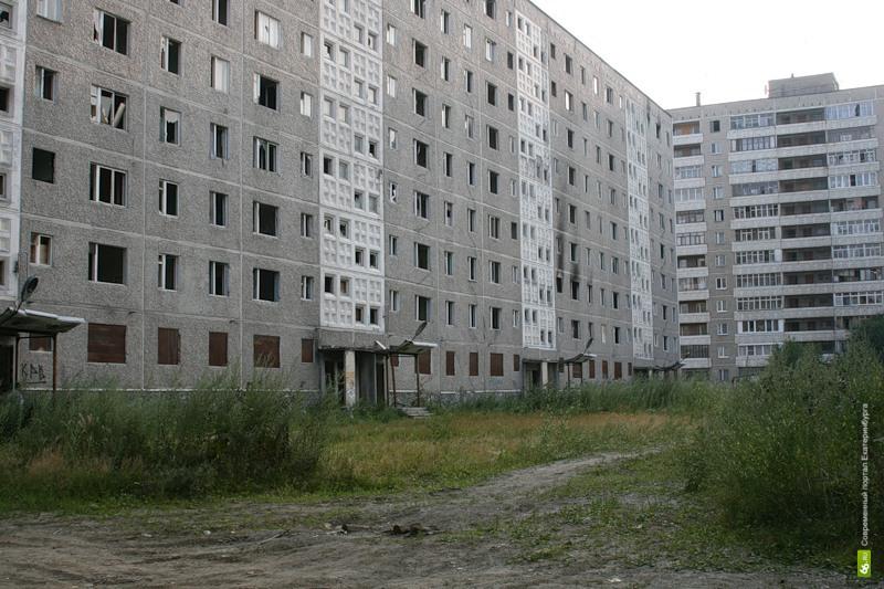 На месте девятиэтажки на Мусоргского построят Дом чиновника