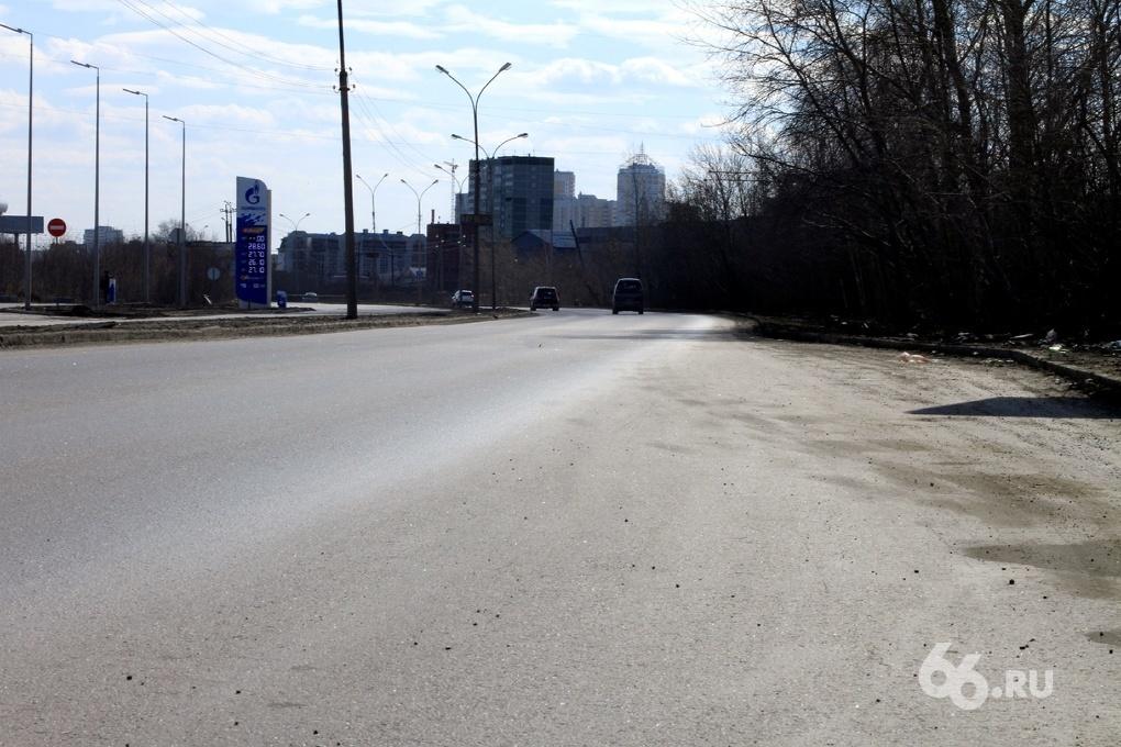 Минтранс предлагает убрать обочины на магистралях