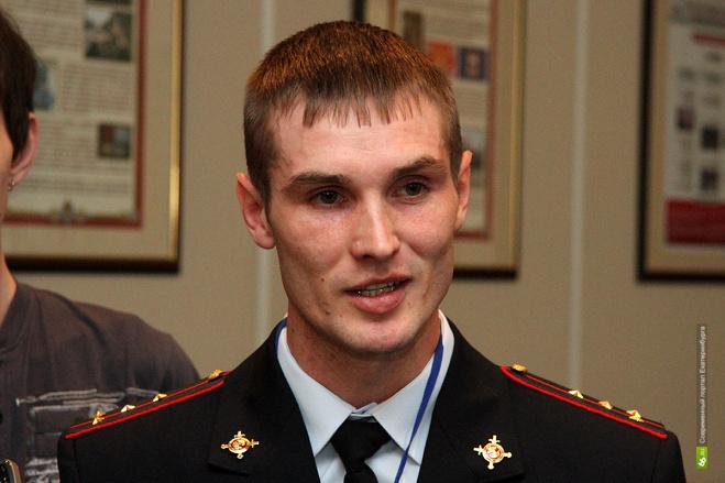 Лучшим участковым в России стал полицейский из Верхней Салды