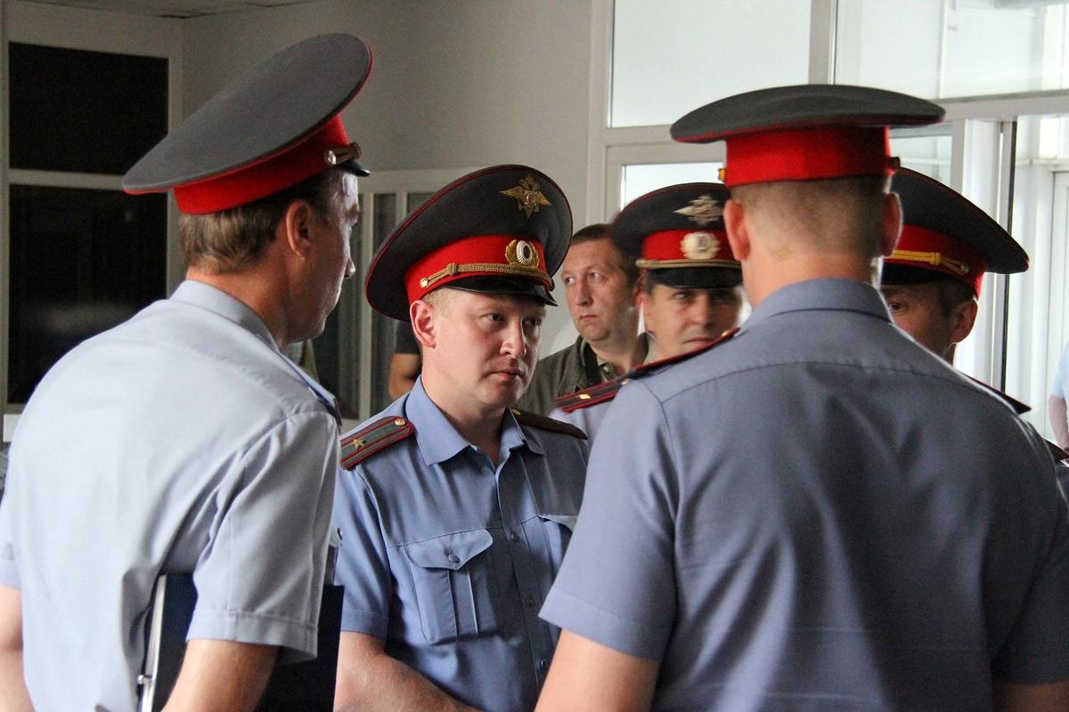 Участники дорожной потасовки на Объездной дают показания в полиции