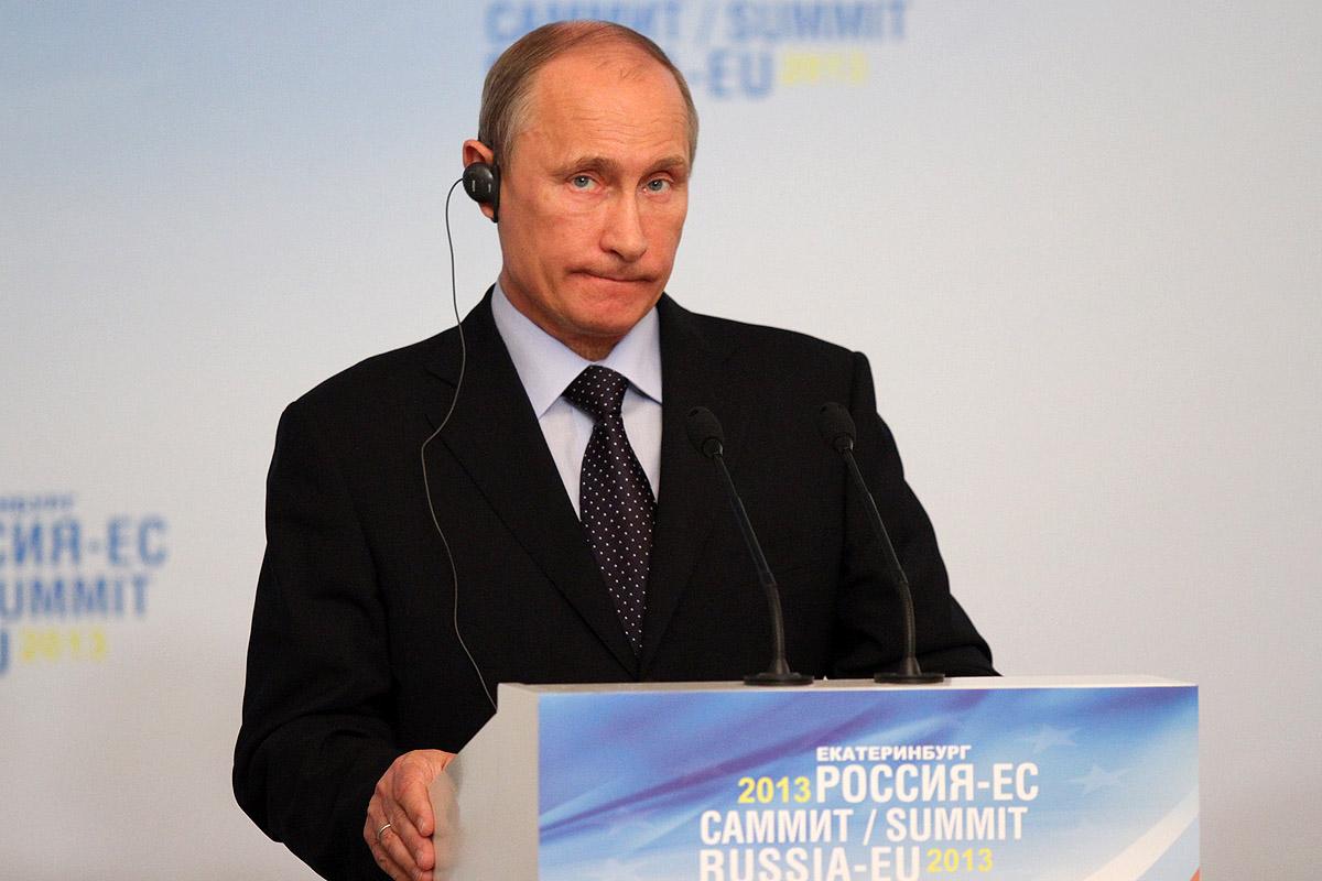 Путин собирается выступить перед Федеральным Собранием 12 декабря