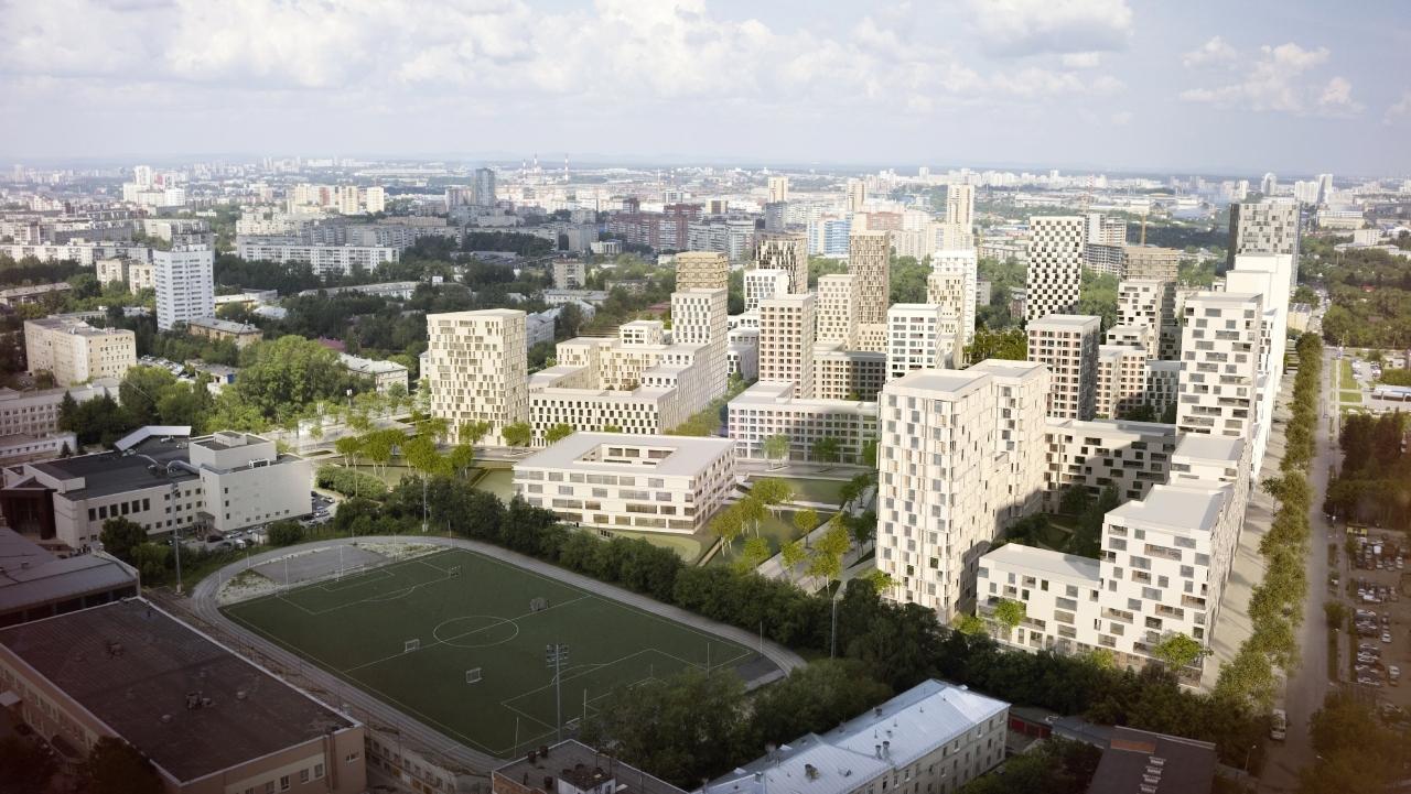 Строителям «Православного музея» разрешили уплотнить новый жилой район, чтобы втиснуть в него храм