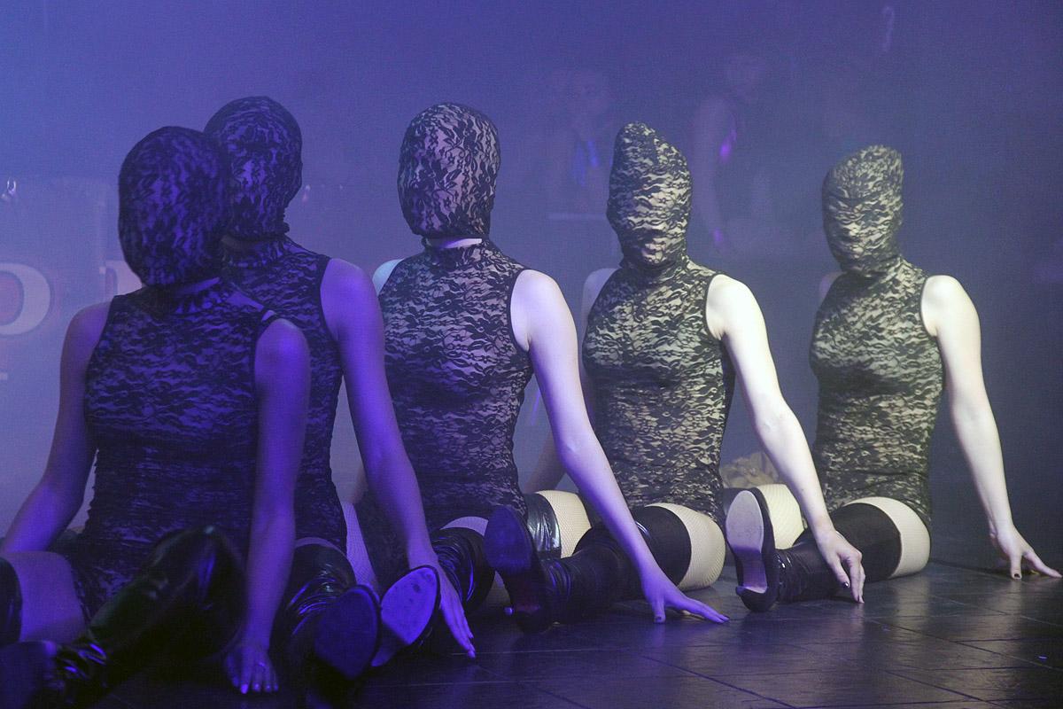 Танец на грани: в Екатеринбурге прошел фестиваль по стрип-пластике