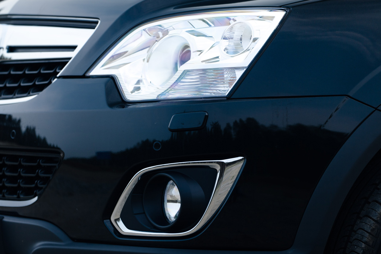 Opel Antara FL: новая с лица, но не по сути