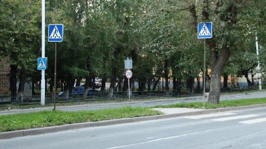 Водителей будут строго облагать штрафом занепропуск пешеходов