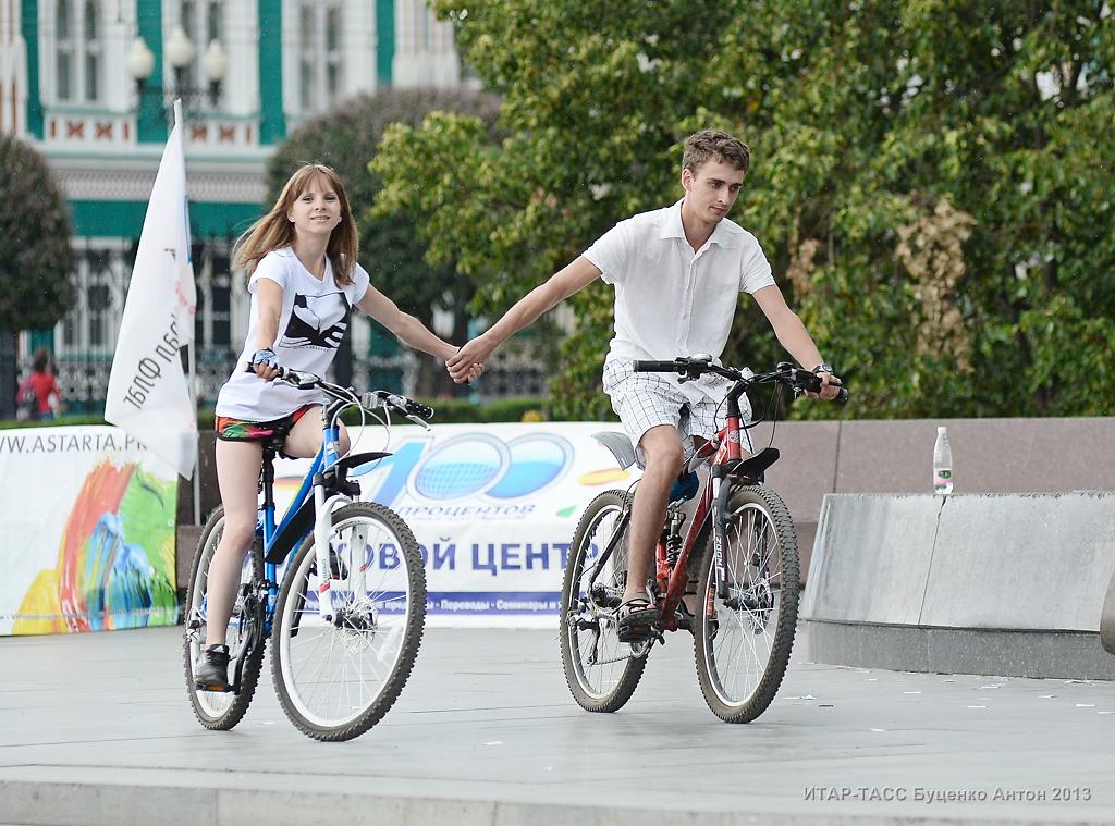 В Екатеринбурге проложат веломагистраль