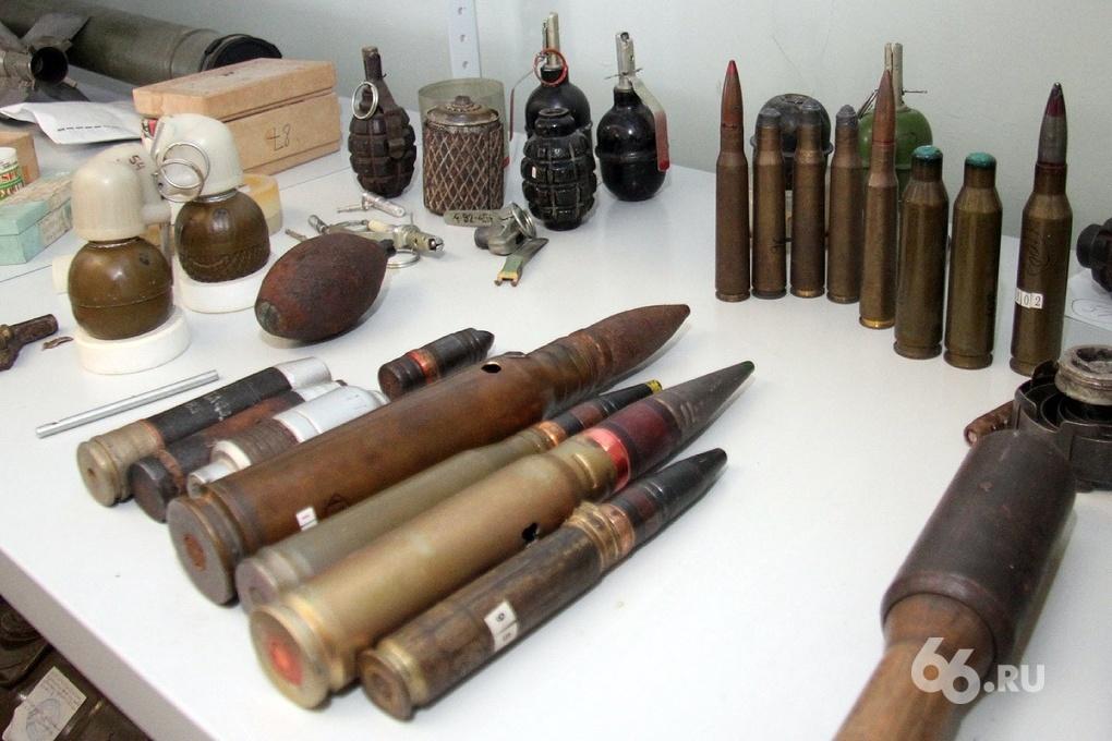 Полиция скупает у свердловчан оружие. Платить обещает вдвое больше