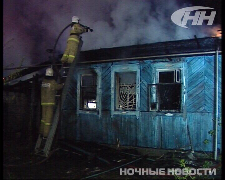В пожаре на Эльмаше пострадали четыре человека