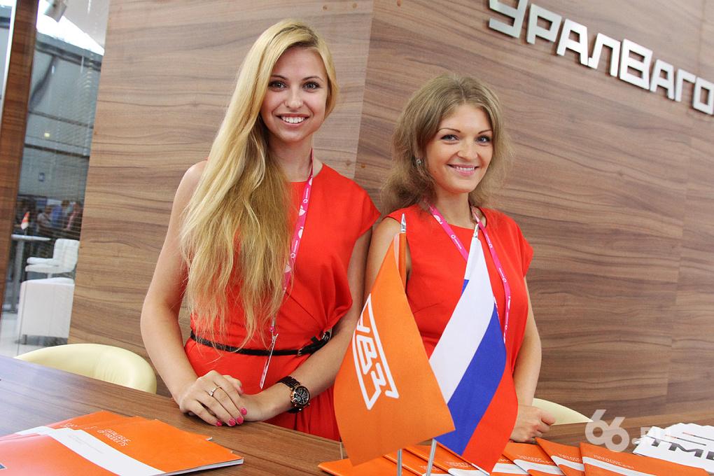 Фотопроект «Девочки Иннопрома-2013». День первый