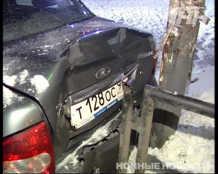 На Сортировке ВАЗ проехал на красный свет и врезался в Volkswagen