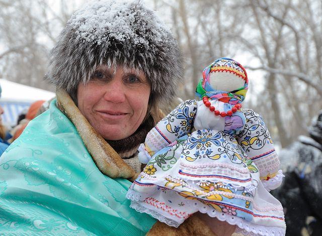 Фоторепортаж 66.ru: Масленичные гуляния