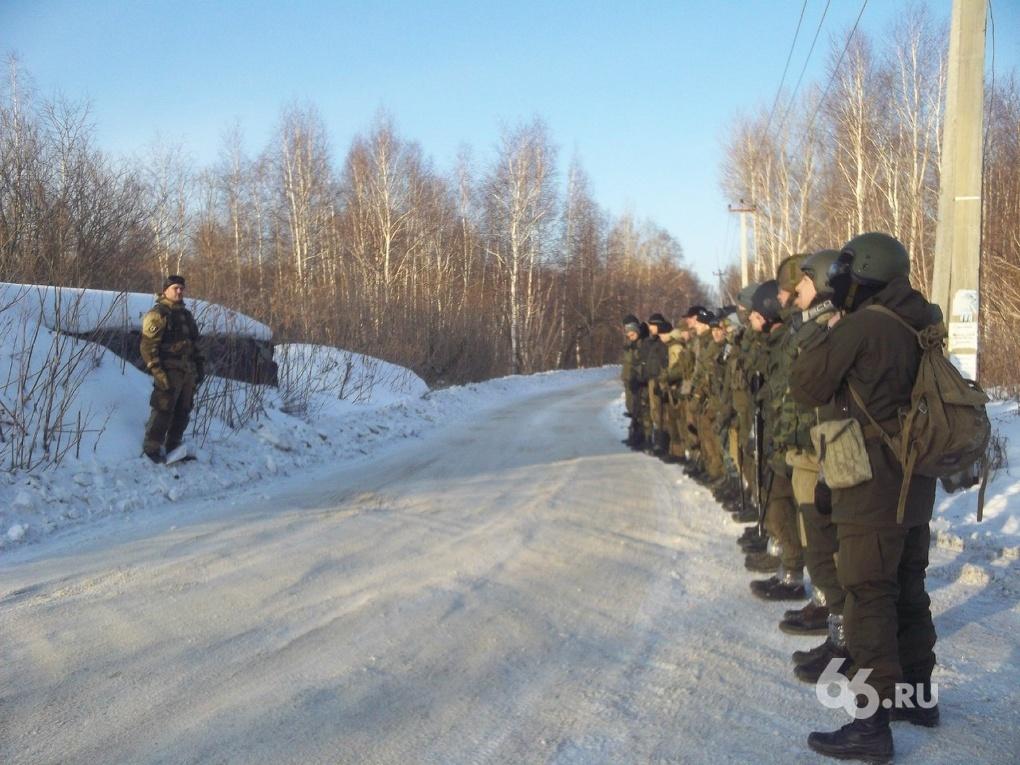 «Эта война так просто не кончится». Из Екатеринбурга в Донбасс отправляют роту добровольцев