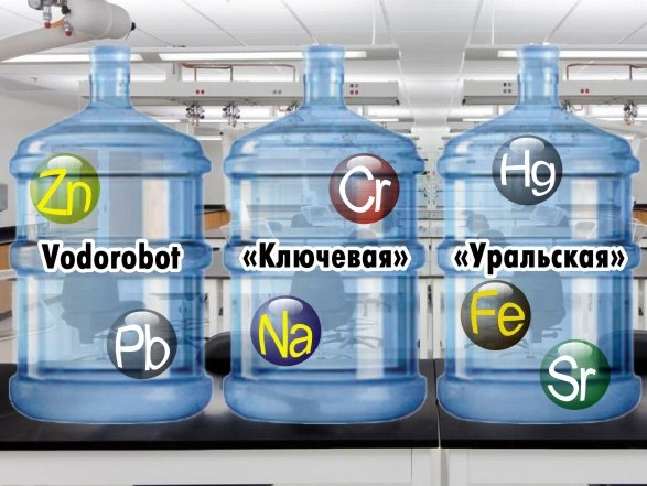 Лабораторная работа 66.ru. Публикуем марки воды с ртутью, свинцом и стронцием