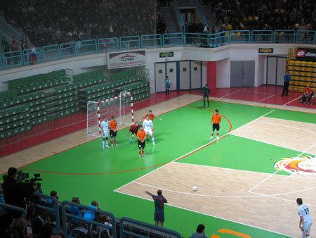 «Синара» вернулась с турнира на Кубок Еременко без побед