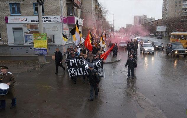 Мэрия согласовала сразу два «Русских марша» в Екатеринбурге