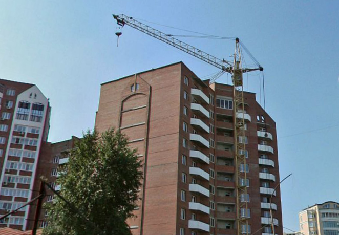 «Форум-групп» достроит дом на Радищева вместо застройщика-банкрота