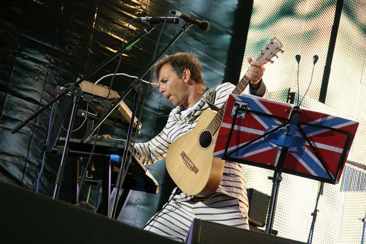 «Мумий Тролль» приглашает екатеринбургских музыкантов спеть вместе