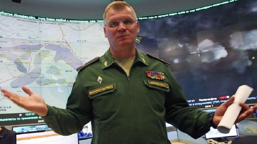 МинобороныРФ опубликовало фотокарточку «авиапарада» над Москвой, которого небыло