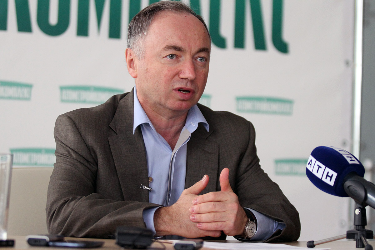 Валерий Ананьев: «Промзоны надо выманивать из центра города кнутом и пряником»