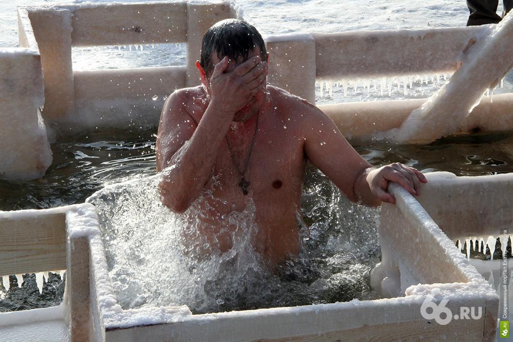 Крещение-2013: куда податься, где окунуться