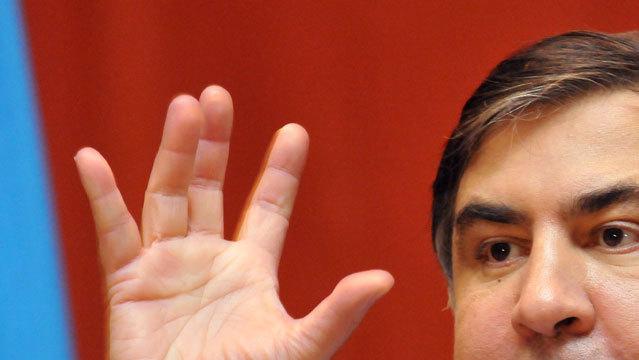 «Я буду делать всё по полной программе»: Михаила Саакашвили разыграли пранкеры