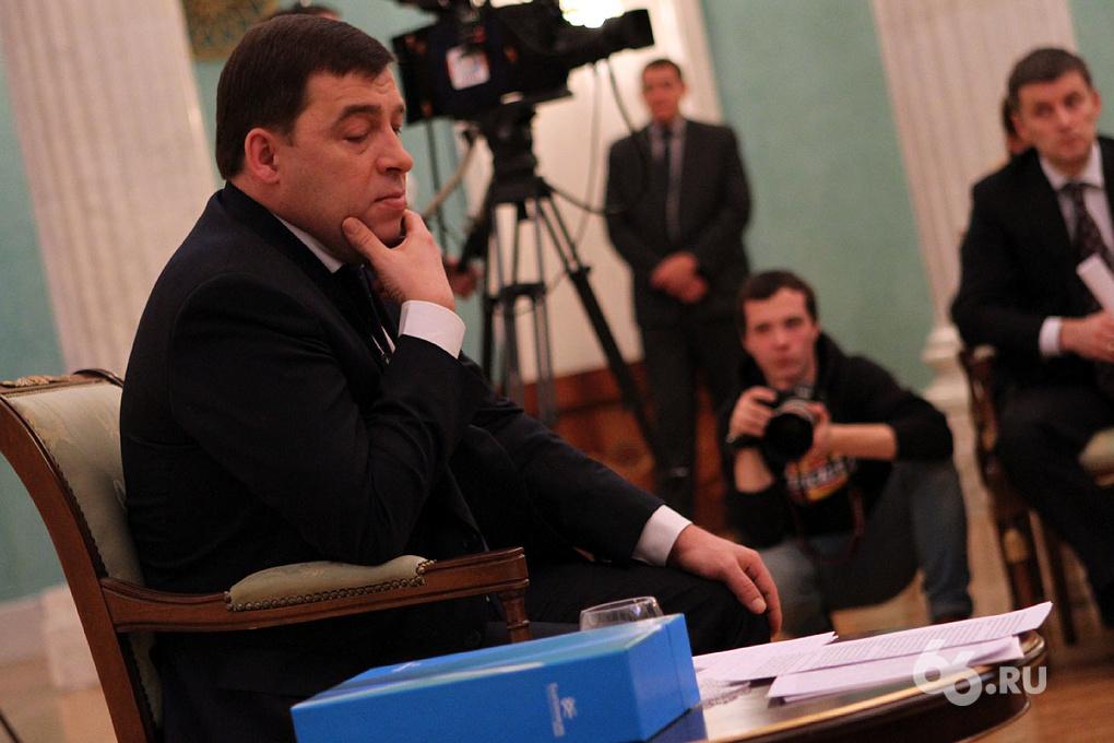 Куйвашев: Диснейленд в Екатеринбурге хотят построить серьезные люди
