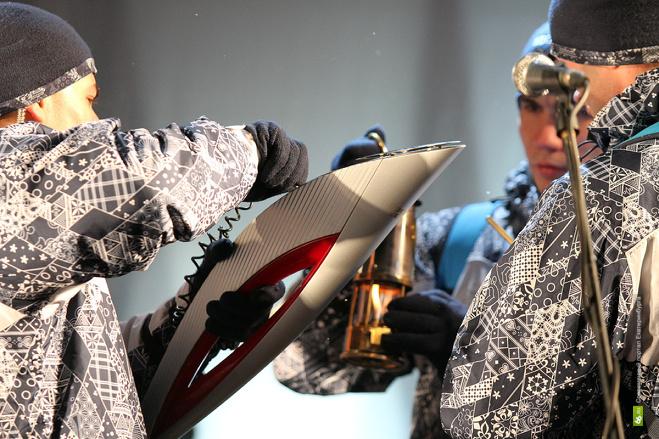 Не всегда Coca-Cola: олимпийский факел потух в Нижнем Тагиле