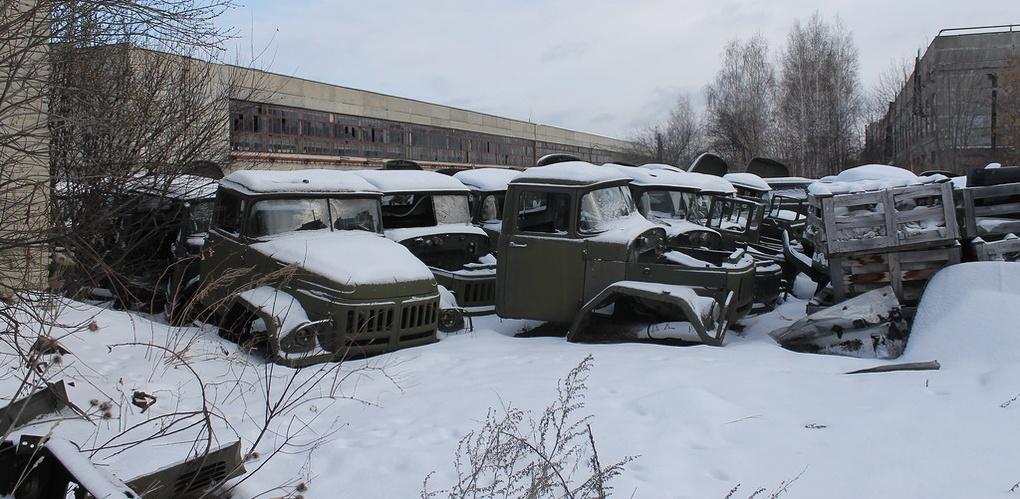 Промышленный морг: как и почему погиб единственный автомобильный завод Свердловской области
