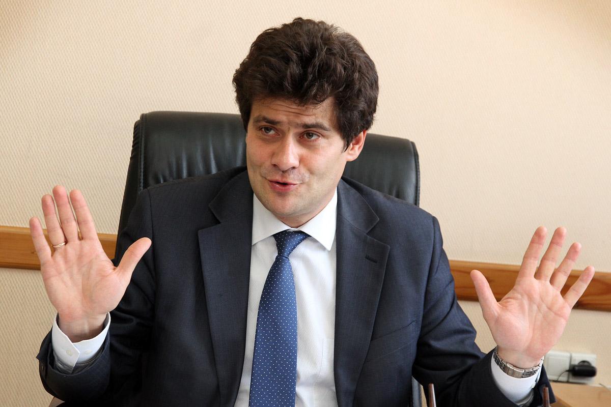 66 минут с Александром Высокинским: вице-мэр ответит за все городское хозяйство в онлайне
