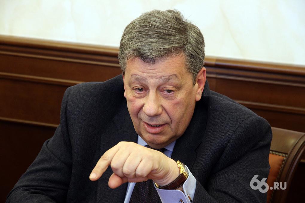 Аркадий Чернецкий: екатеринбуржцам оставили право решать, выбирать главу города или нет