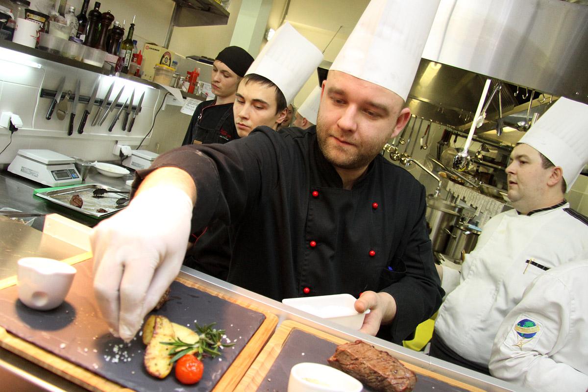 В Екатеринбурге пройдет кулинарная битва шеф-поваров