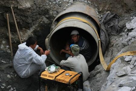 Развязку Московской — Большакова починят за 3,5 миллиона рублей
