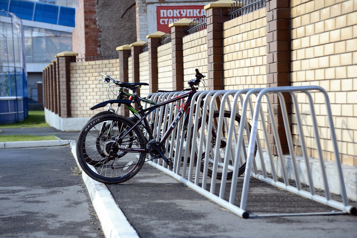 Куйвашеву предложили установить в Екатеринбурге камеры для хранения велосипедов