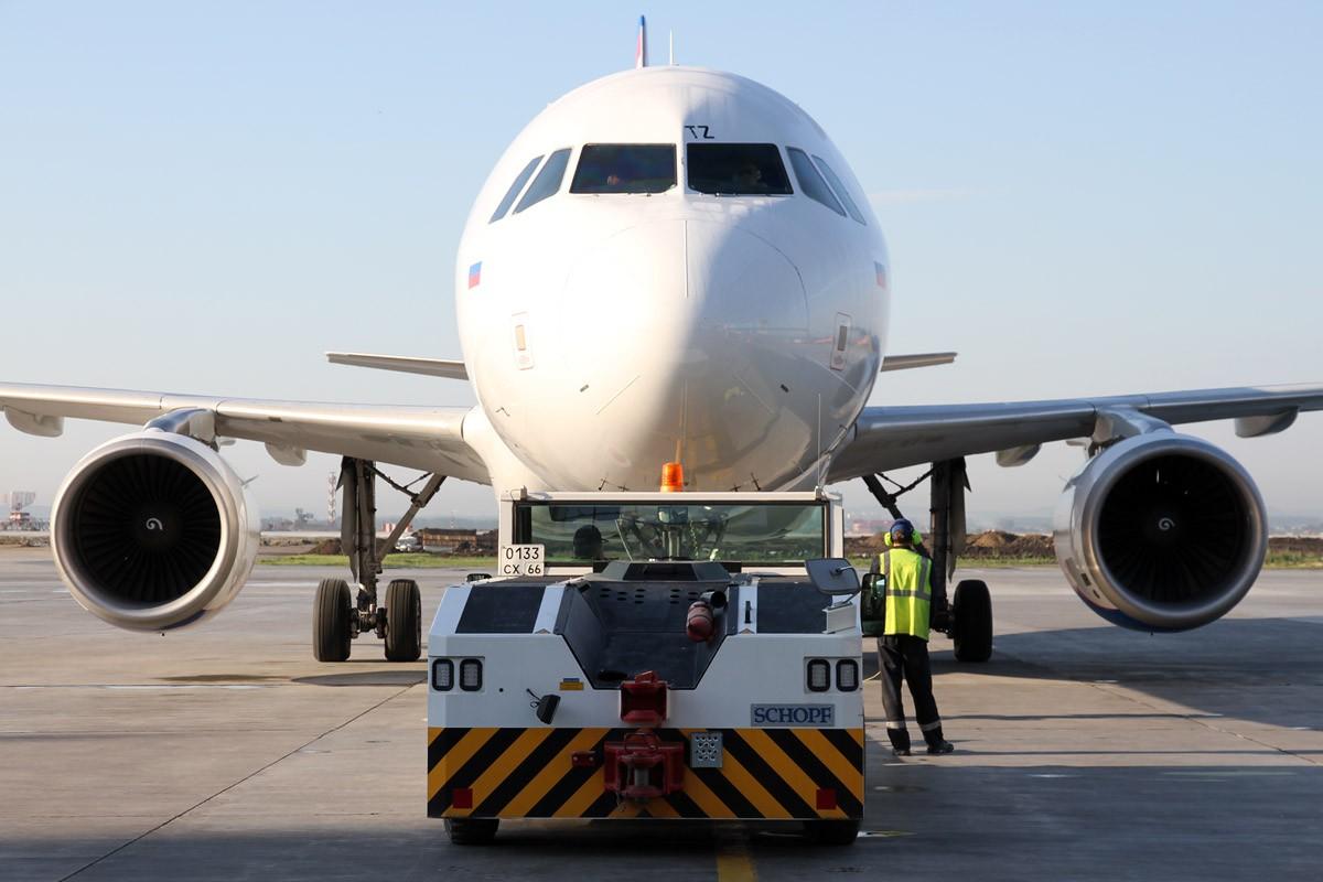 Российские ученые разрабатывают томограф для выявления дефектов в самолетах