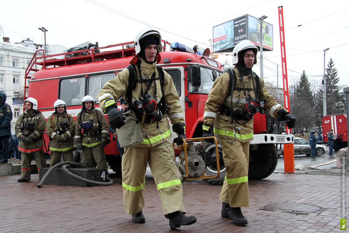 Два жителя Нижнего Тагила погибли при пожаре