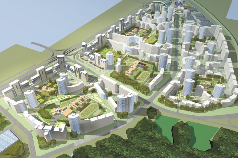 УГМК снесет теплицы у Калиновского лесопарка и построит микрорайон