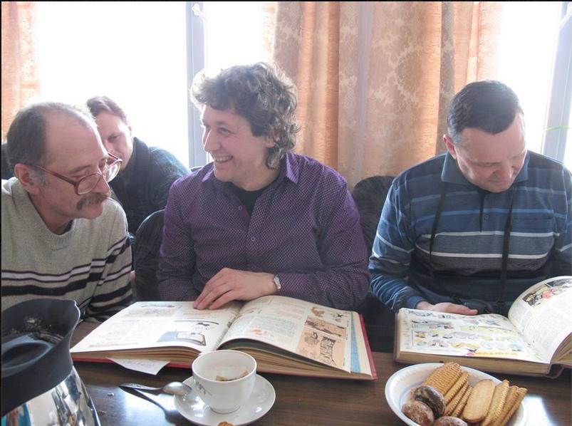 Как у да Винчи, только жирный: карикатурист из Екатеринбурга выиграл конкурс в Италии