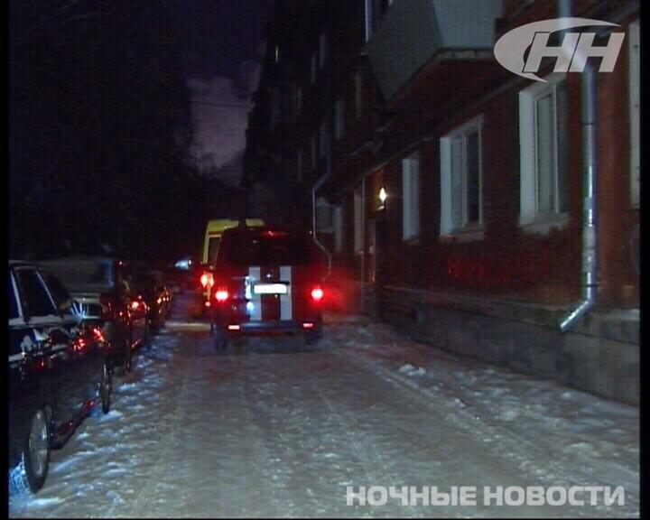 Пенсионер погиб в пожаре на улице Заводской