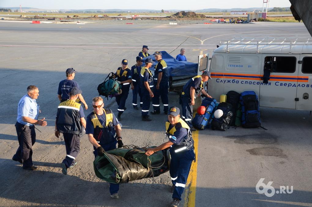 Свердловские спасатели помогут затопленному Дальнему Востоку