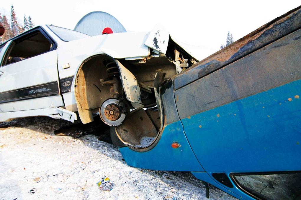 Сдай хлам: Минпромторг рассказал, как утилизировать свой автомобиль