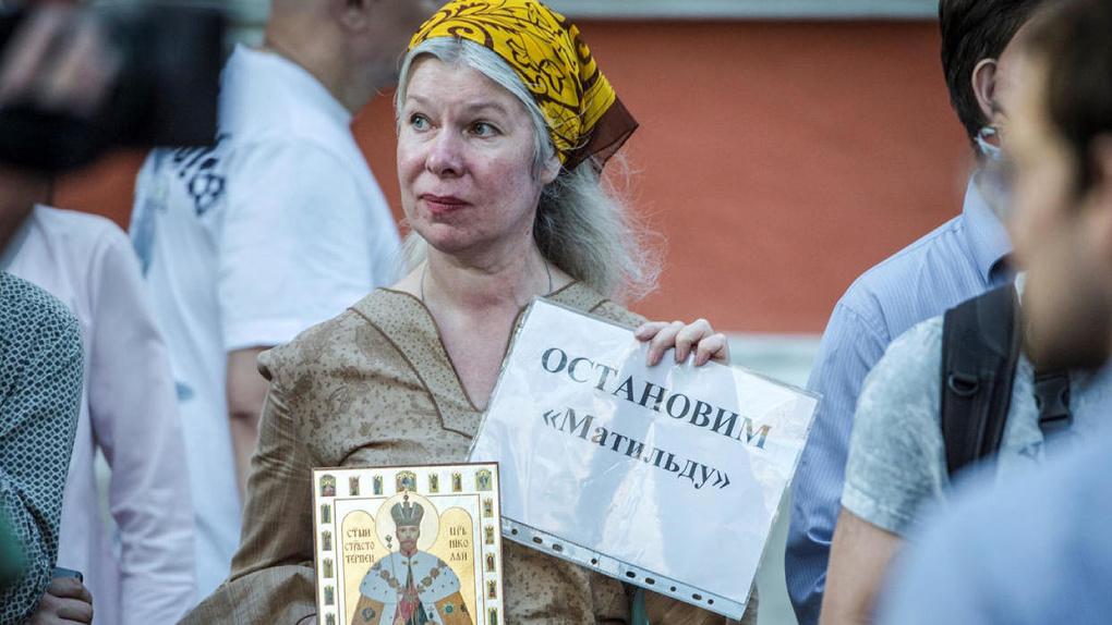 Сегодня вМариинском театре пройдет премьера фильма «Матильда»