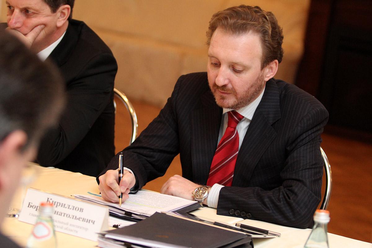 Борис Кириллов вернулся на пост замполпреда в УрФО