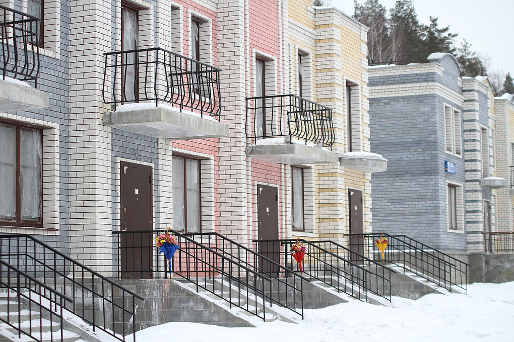 Загородная квартира. Таунхаусы вытесняют с рынка коттеджи и эконом-жилье