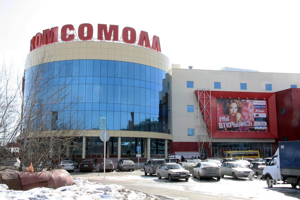 Екатеринбургу грозит перенасыщение торговыми центрами
