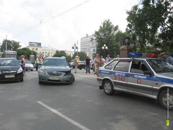 Грузин, сбивший ребенка на Ленина, заявил, что за рулем был не он