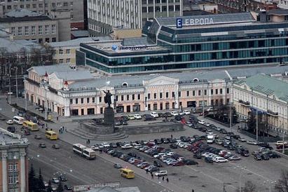 Центр Екатеринбурга вновь остался без света