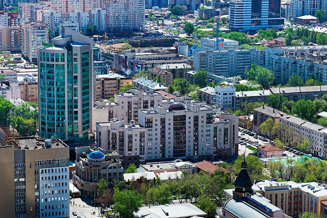 Прогноз мэрии: новые торговые и бизнес-центры Екатеринбурга