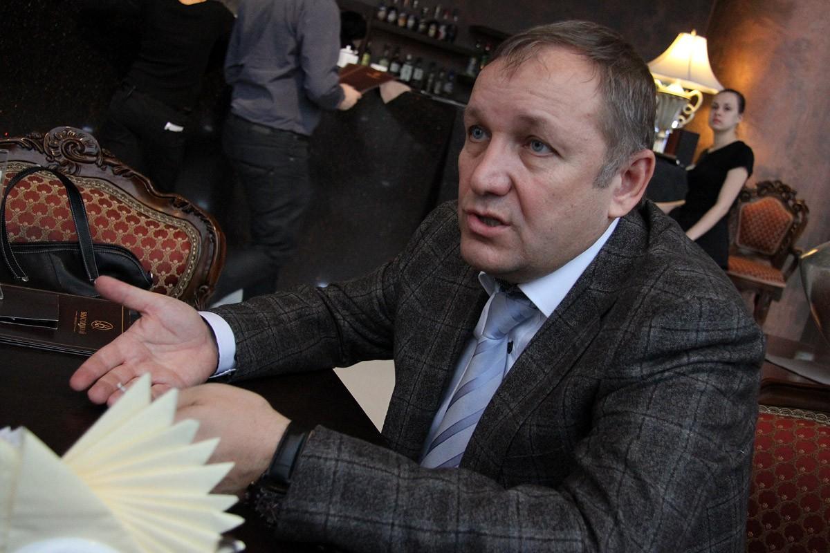 Андрей Гавриловский проиграл в суде спорный этаж в БЦ «Высоцкий»